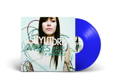 "A Skylit Drive ""Wires and The Concept of Breathing"" Blue Vinyl"