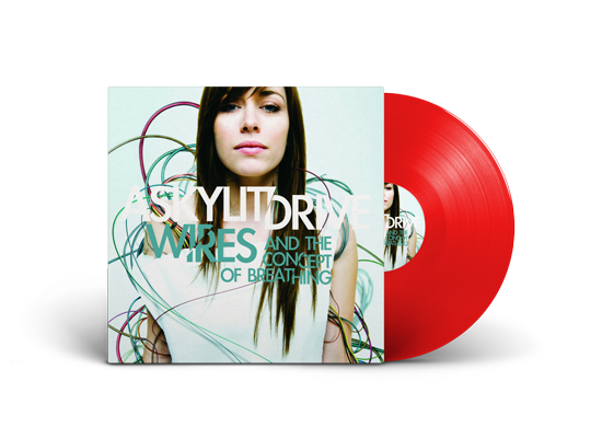 "A Skylit Drive ""Wires and The Concept of Breathing"" Red Vinyl"