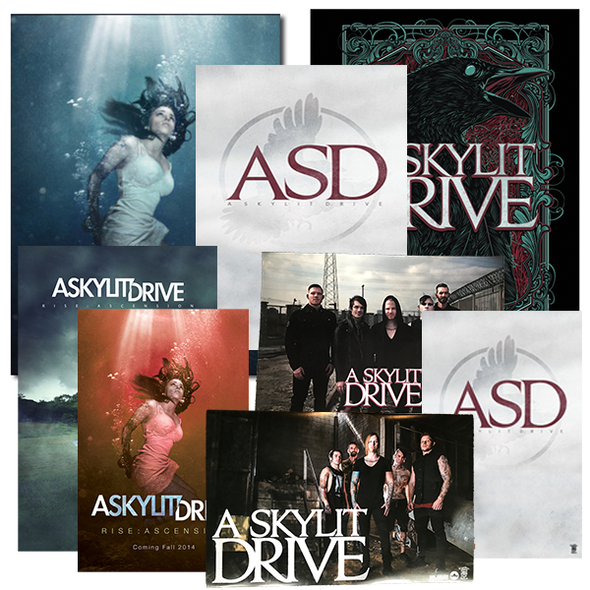 A Skylit Drive Ultimate Poster Bundle