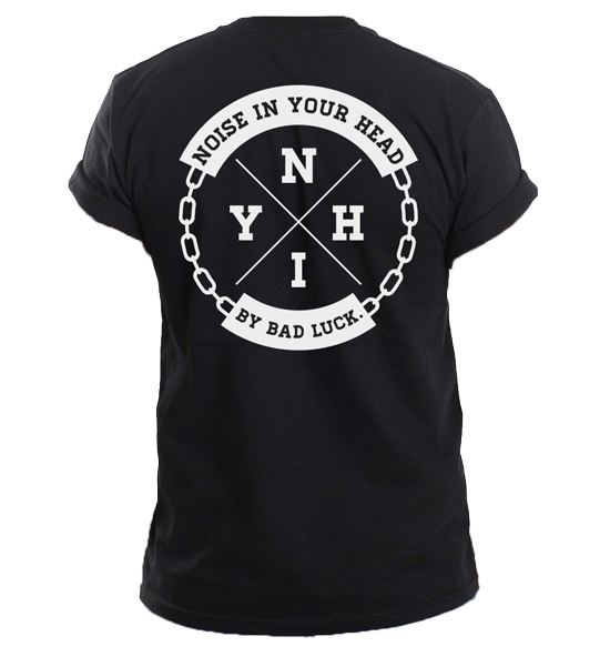 "Bad Luck ""Noise In Your Head"" Shirt"