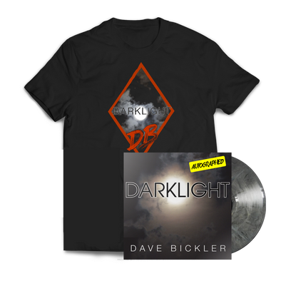 "Dave Bickler ""Darklight"" LP Bundle"