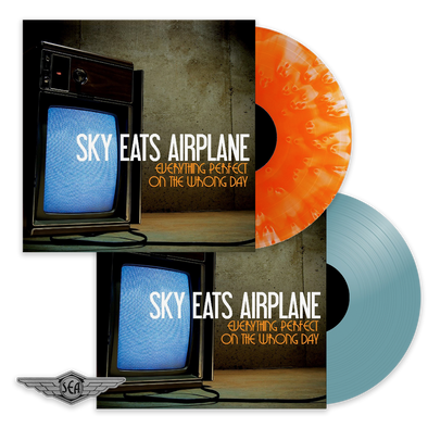 Sky Eats Airplane - E.P.O.T.W.D. Both Vinyl Variant Bundle
