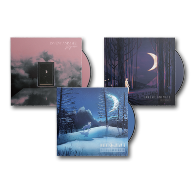 Invent Animate CD Bundle