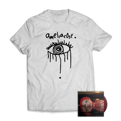 ameliarose - White T-Shirt/EP Bundle
