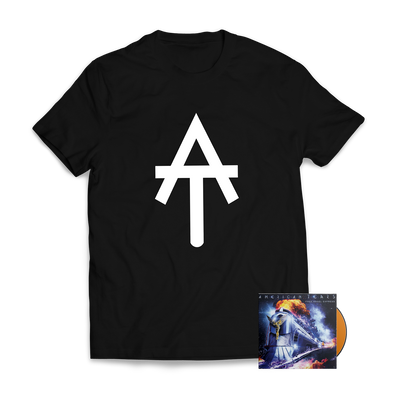 American Tears - Shirt and Free Angel Express CD Bundle