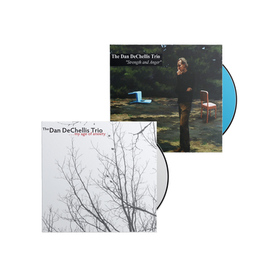 The Dan DeChellis Trio - My Age of Anxiety & Strength and Anger CD Bundle