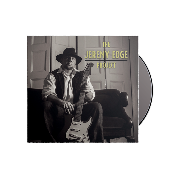 "The Jeremy Edge Project - ""Self-Titled"" CD"