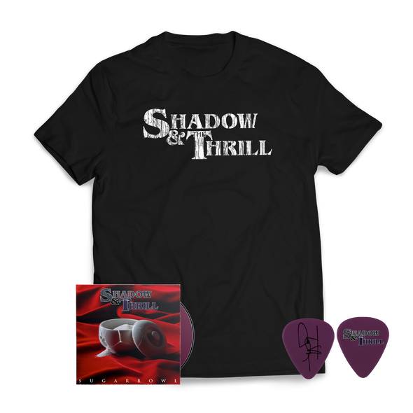 Shadow & The Thrill - Sugarbowl CD Bundle