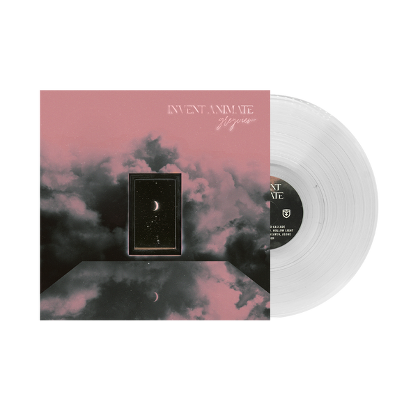Invent Animate - Greyview Vinyl Hollow Light Variant (Clear)