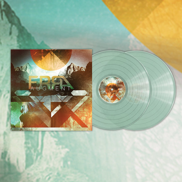 ERRA - Augment Coke Bottle Clear 2LP Vinyl