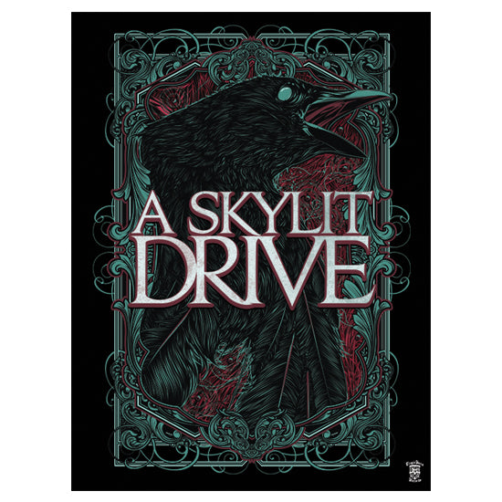 "A Skylit Drive ""Crow"" Poster"
