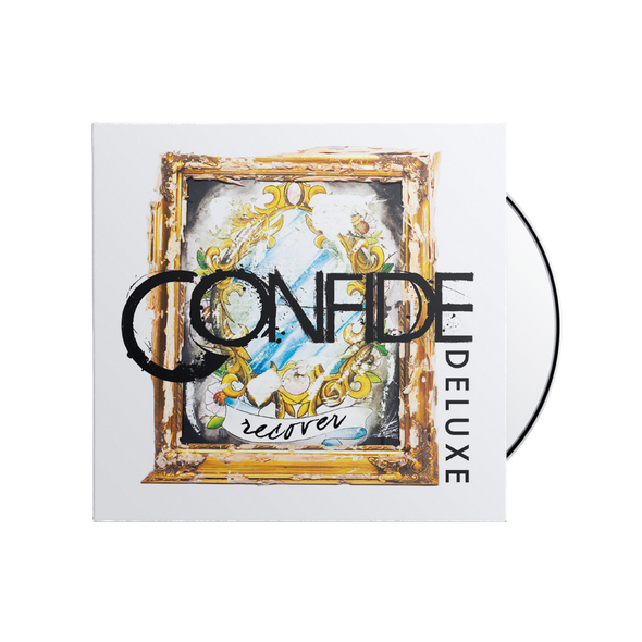 "Confide ""Recover"" CD Deluxe"