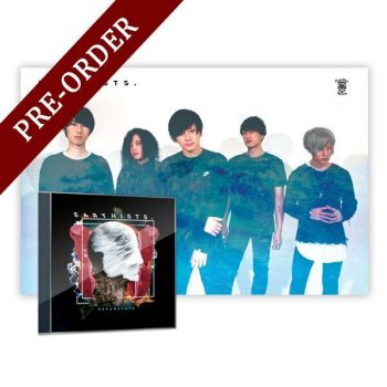 "Earthists. ""Dreamscape"" CD/Poster Bundle"