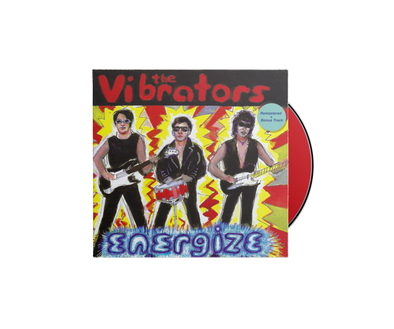 The Vibrators - Energize (Remastered + Bonus Track) CD