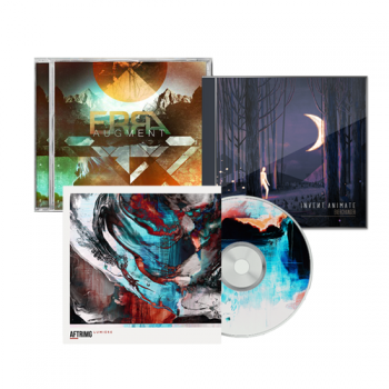 ERRA + Invent, Animate + The Afterimage Fall Tour CD Bundle