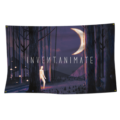 Invent Animate - Everchanger Wall Flag