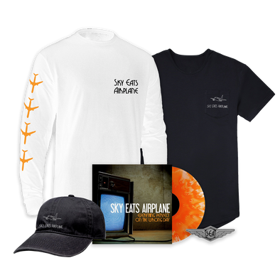 Sky Eats Airplane - E.P.O.T.W.D. Orange Vinyl Mega Bundle