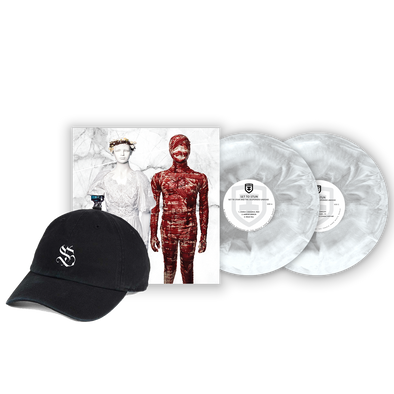 "SET TO STUN - ""SET TO STUN and The Desperado Undead"" Dreamcatchers Vinyl + Logo Hat"