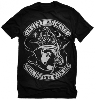 "Invent, Animate ""Reaper"" Shirt"