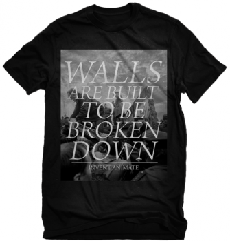 "Invent, Animate ""Walls"" Shirt"
