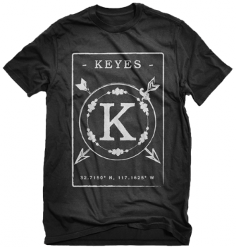 "Keyes ""Explorer"" Shirt"