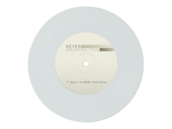 "Keyes   Wearing Thin 7"" Vinyl (Tragic Hero Rec) Version"