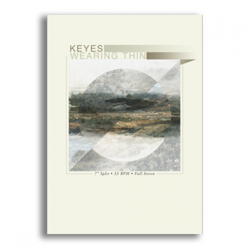 "Keyes   Wearing Thin  7"" Split Poster"