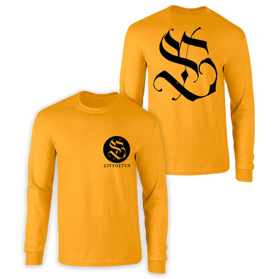 SET TO STUN Logo Long Sleeve