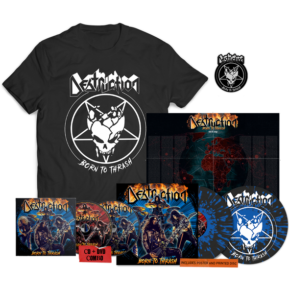 Destruction - Born To Thrash Mega Bundle