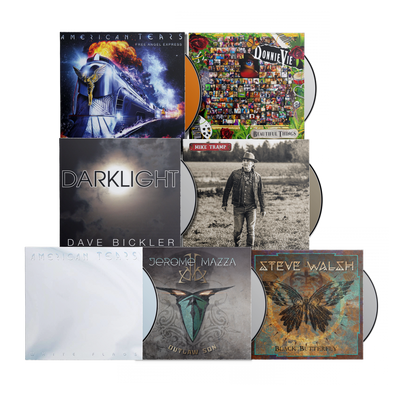 Deko Entertainment - Melodic Rock CD Bundle