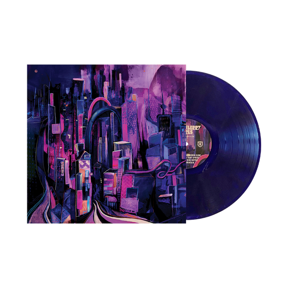 "Strawberry Girls ""Tasmanian Glow"" Vinyl (Translucent Purple)"