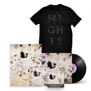 "Nights ""Schematic"" Vinyl Bundle (Vintage)"