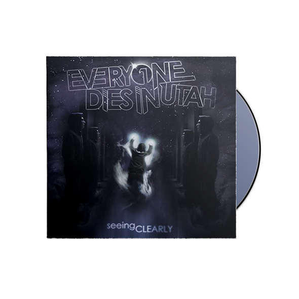 "Everyone Dies In Utah ""Seeing Clearly"" CD"