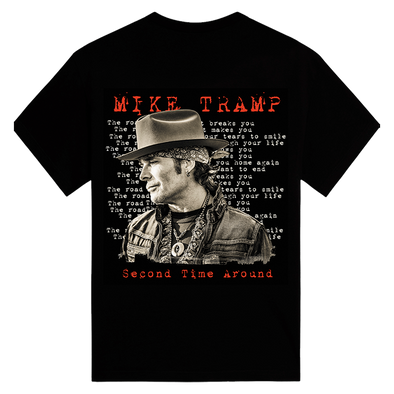Mike Tramp - Second Time Around Shirt