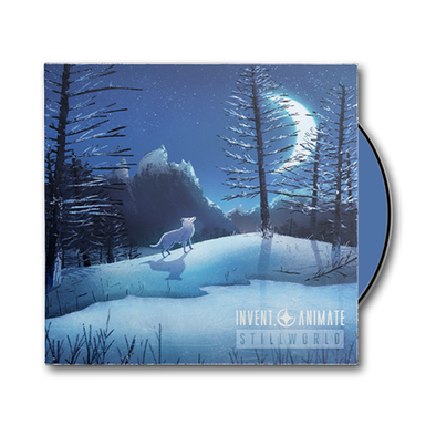 "Invent, Animate ""Stillworld"" CD"