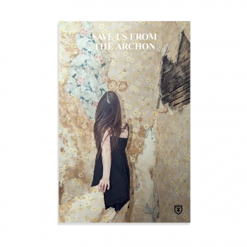"Save Us From The Archon ""Melancholia"" 11x17 Poster"