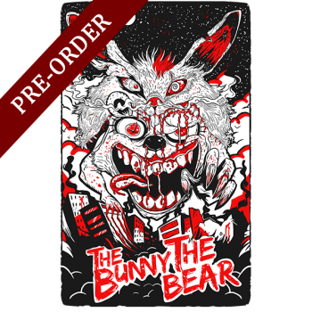 The Bunny The Bear 11x17 Poster
