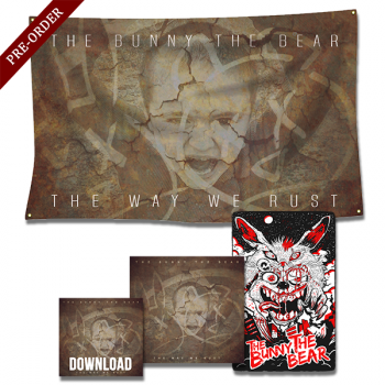 "The Bunny The Bear ""The Way We Rust"" 3x5 Flag Bundle"
