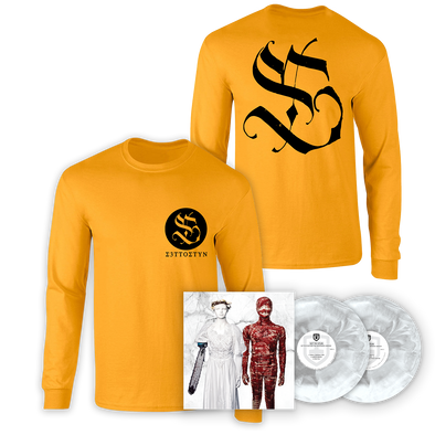 "SET TO STUN - ""SET TO STUN and The Desperado Undead"" Dreamcatchers Vinyl + Logo Long Sleeve"