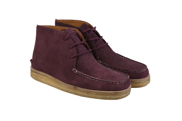 HOUND and HAMMER Men's Suede Boots