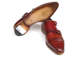 Paul Parkman Monkstrap Shoes