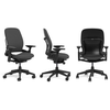 Leap task chair with arms