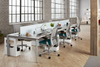 Frameone bench worksurface