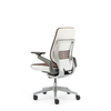 Gesture task chair with arms