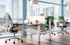 Ology height adjustable bench worksurface