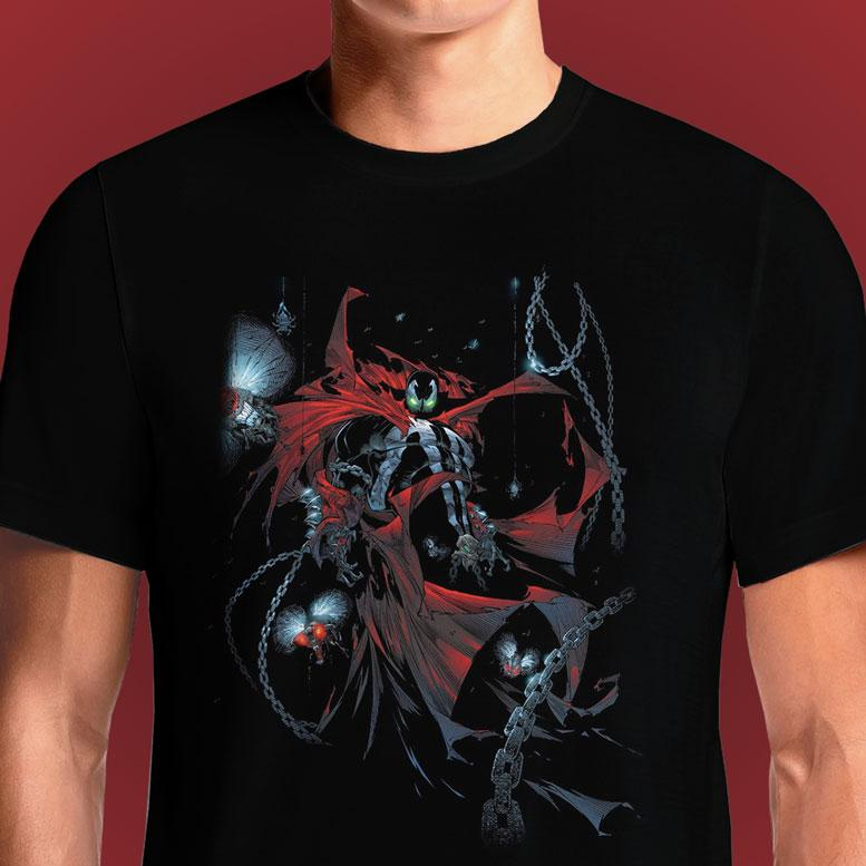 b6fb639775439 Hollow Mask Bleach Anime T-Shirts Design T Shirts India Online ...