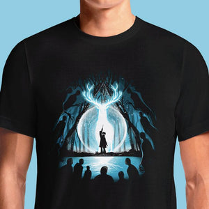 Patronus Fight  - Buy Cool Graphic T-shirt for Men Women Online in India | OSOM