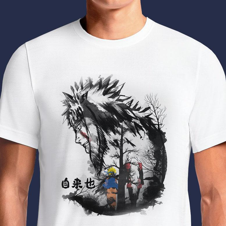 Gama Sennin  - Buy Cool Graphic T-shirt for Men Women Online in India | OSOM