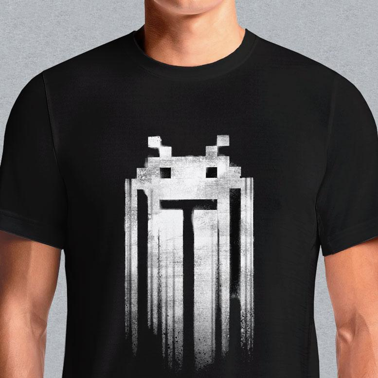 Space Punisher  - Buy Cool Graphic T-shirt for Men Women Online in India | OSOM