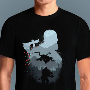 Monster Within  - Buy Cool Graphic T-shirt for Men Women Online in India | OSOM